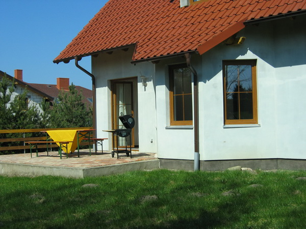 ... Haus In Polen In Debina ...